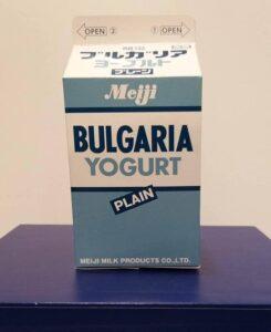 Българско кисело мляко Япония