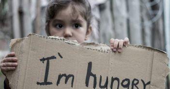 Гладни деца