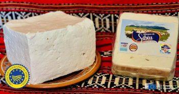Румънско сирене Сибиу