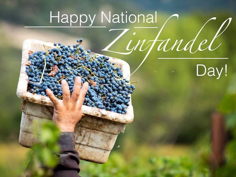Международен ден на Зинфандел
