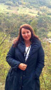 Екатерина Терзиева, журналист и лицензиран екскурзовод