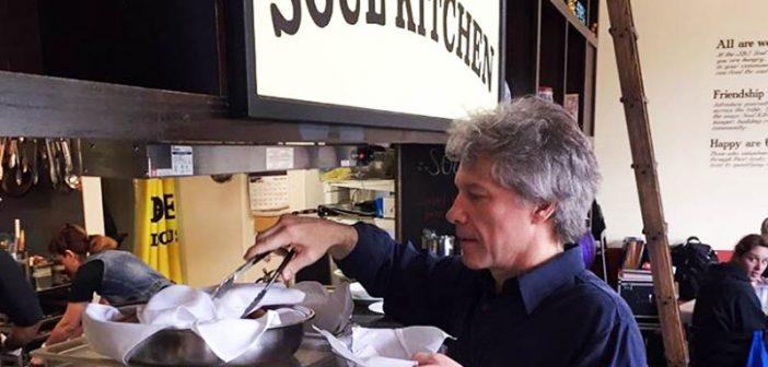 Бон Джоуви Soul Kitchen