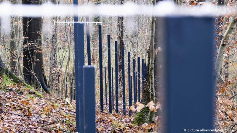 Ограда Африканска чума по свинете