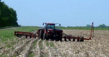 No-till земеделие