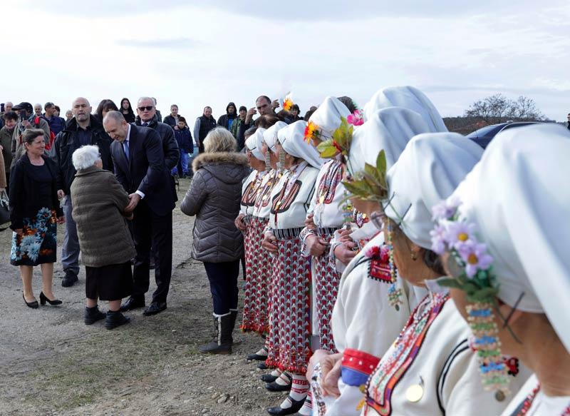 Румен Радев Трифон Зарезан Свирачи