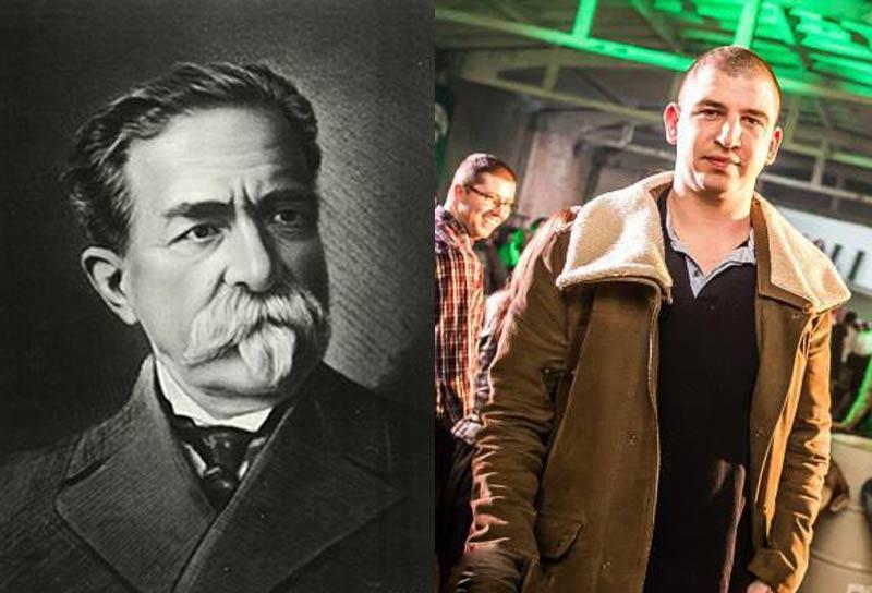 Стоян и Николай Михайловски