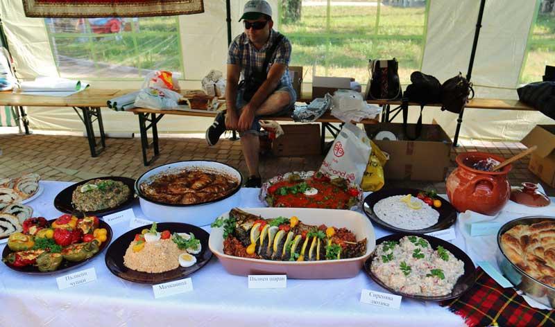Фестивал Банатски вкусотии