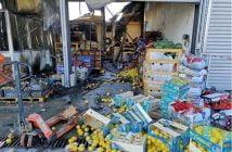 Пожар борса Кърналово