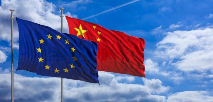 ЕС Китай търговско споразумение