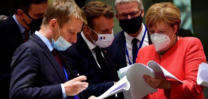 Среща на върха бюджет ЕС, ОСП