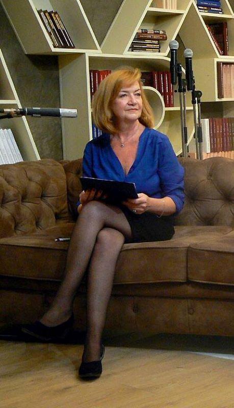 Валентина Михайлова, журналист