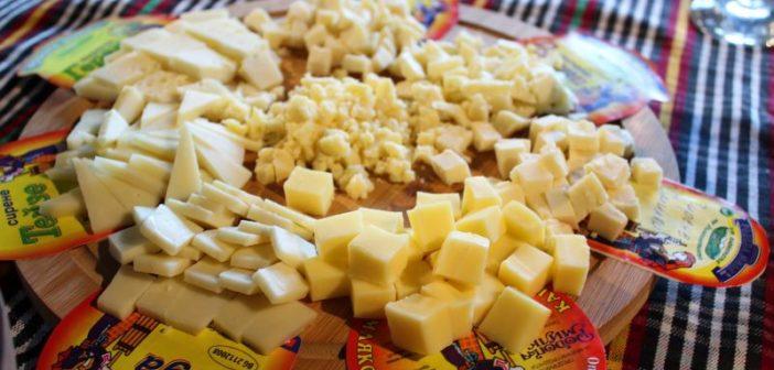 Милкана сирене Млечен дом Смилян
